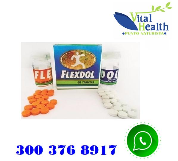 Flexdol es un producto 100% Natural
