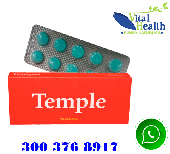 TEMPLE POTENCIALIZADOR SEXUAL