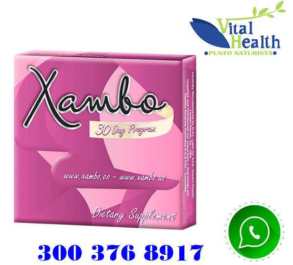 XAMBO QUEMADOR DE GRASA