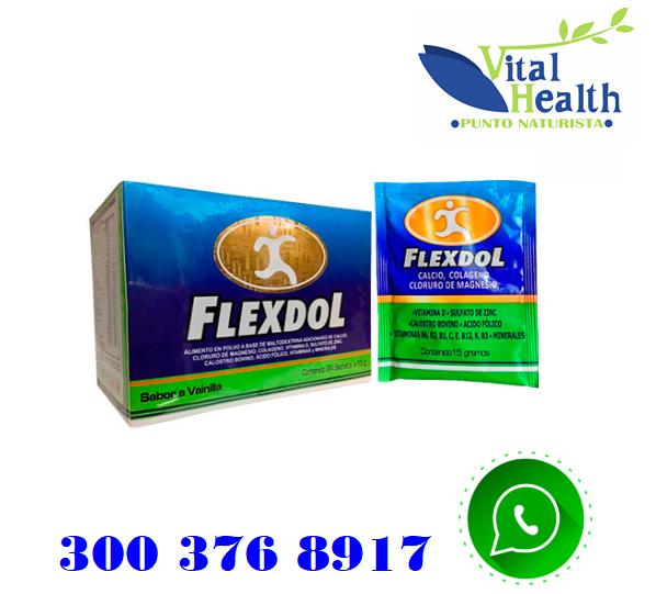 FLEXDOL POLVO x24 SOBRES FLEX DOL.