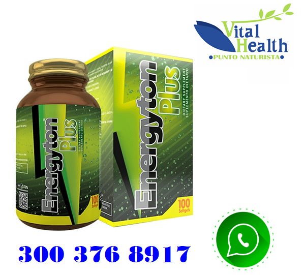 ENERGYTON PLUS MULTIVITAMINICO