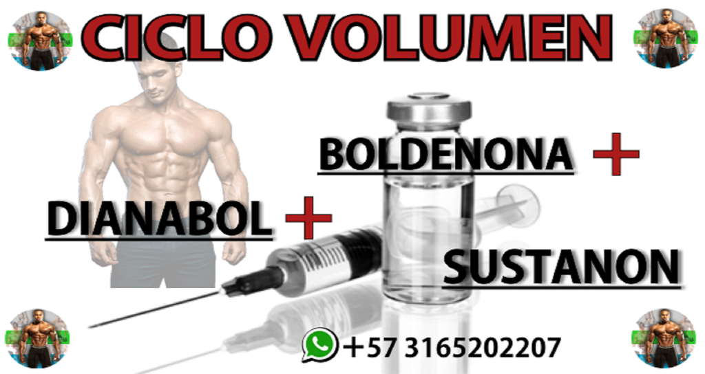 ciclo volumen anabólicos esteroides