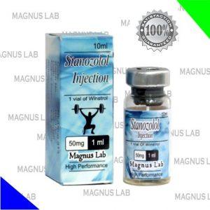 El Winstrol-Stanozolol de Magnus Labes la marca más reconocida para el esteroidestanozolol. El stanozolol es un derivado de la dihidrotestosterona, químicamente alterado para que las propiedades anabólicas(construcción de tejidos) de la hormona sean muy elevadas reduciendo al mínimo su actividad androgénica.