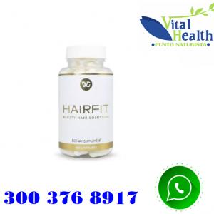 HAIRFIT para un cabello mas largo y sin caida
