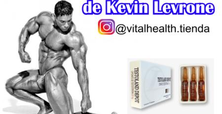Esteroide favorito de Kevin Levrone.