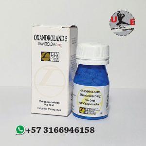 Oxandroland 5 mg