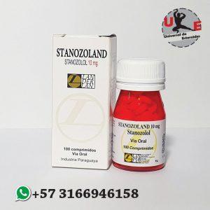 Stanozoland 10 mg Landerlan
