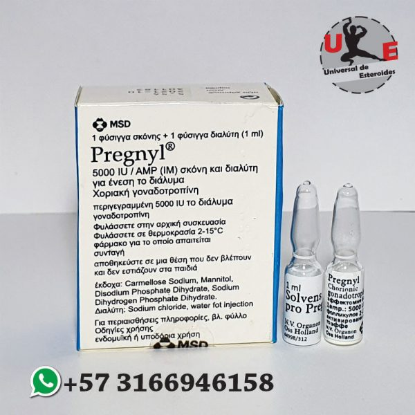 PREGNYL HCG