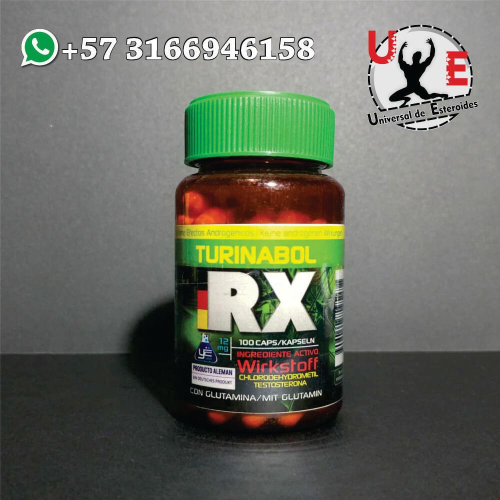 El Turinabol es administrado principalmente por los atletas para promover la masa muscular magra.