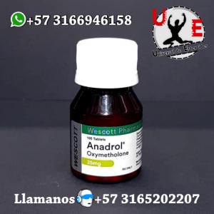 uno de los esteroides orales más potentes