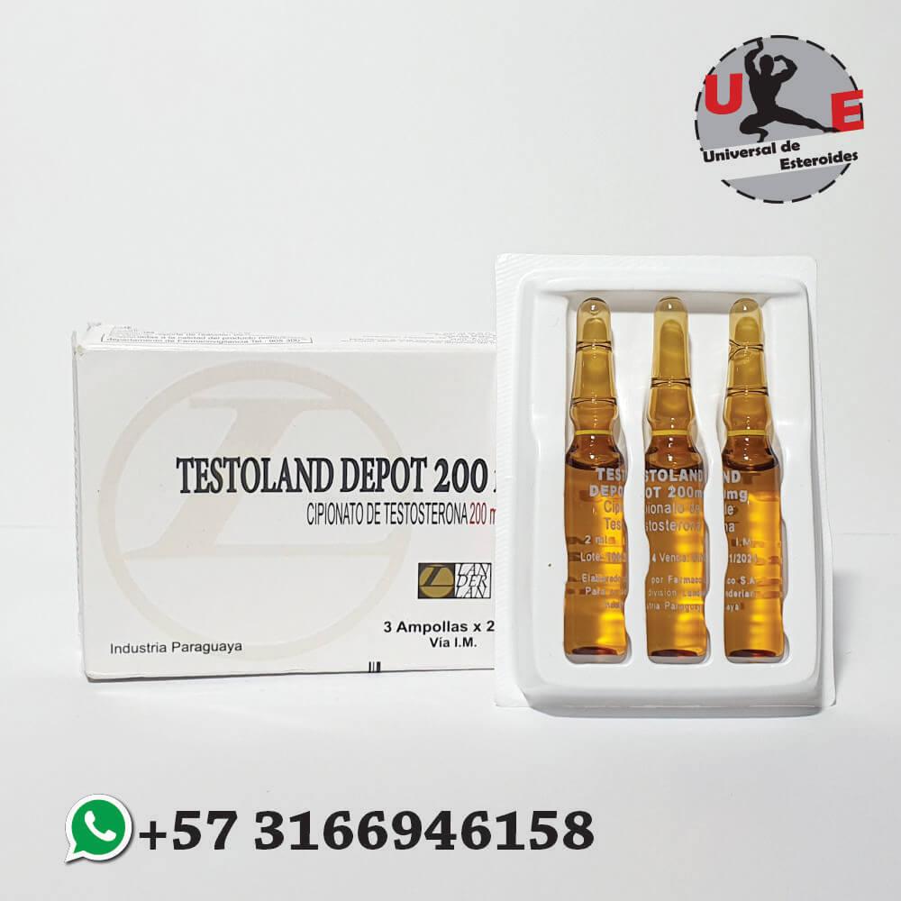 testoland depot