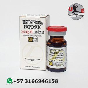 Popionato de testosterona