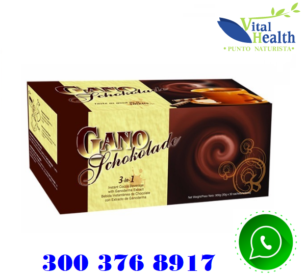 GANO CHOCOLATE EXCEL