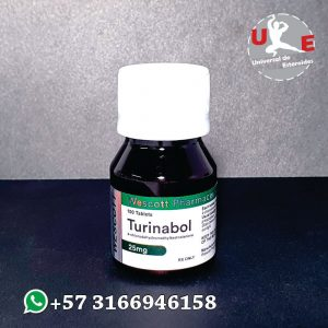 Turinabol 25 mg wescott pharmaceuticals