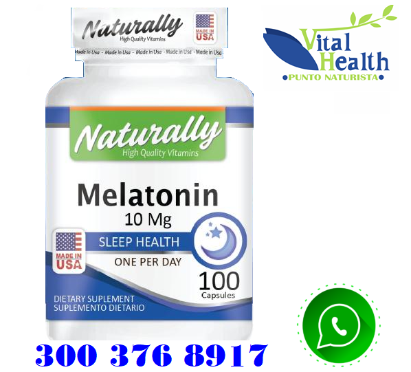 melatonina 10 mg naturally pagina