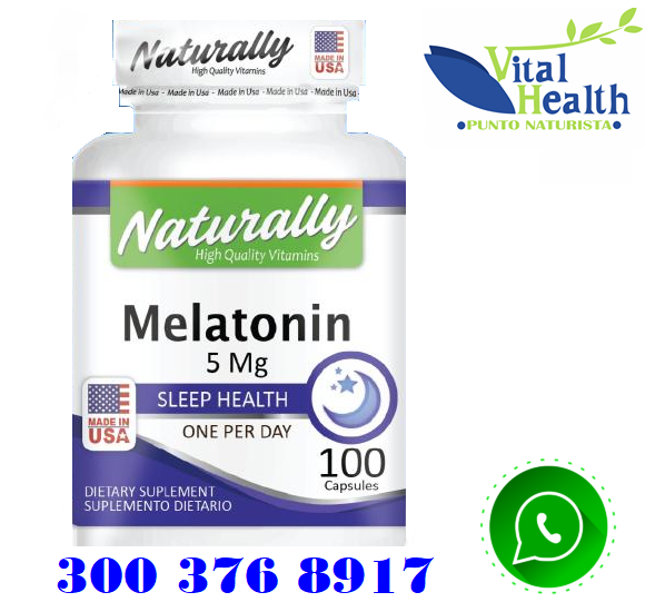 melatonina 5 mg naturally pagina