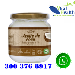 Aceite de coco 200 ml