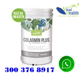 Colageno Y Biotina Con Vitamina E 200 G