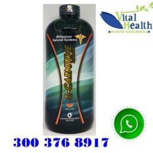 L- Carnitina Liquida 480 ml