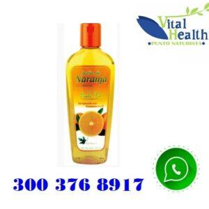 Aceite De Naranja Por 240 Ml