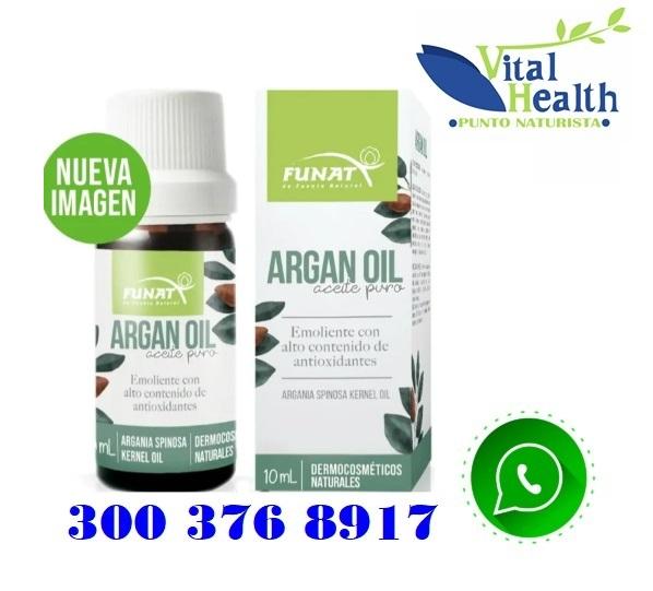 Aceite Esencial De Argan 10 Ml