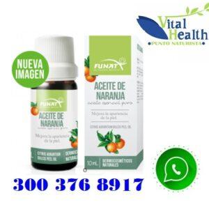 Aceite Esencial De Naranja 10 M