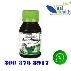 Amedanil Antiparasitario Natural X 12 Capsulas