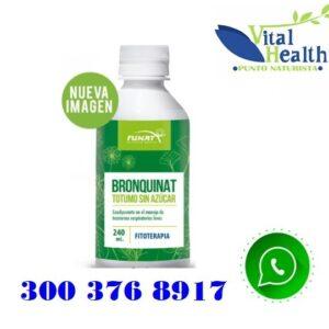 Bronquinat Totumo Sin Azúcar 240 M