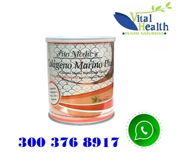 Colágeno Marino Hidrolizado Tipo 1 Y 2