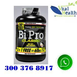 Bi Pro Classic Proteina Limpia Isolatada 6 Lb