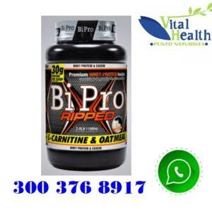 Bipro Ripped Aumenta Masa Muscular Y Quema Grasa
