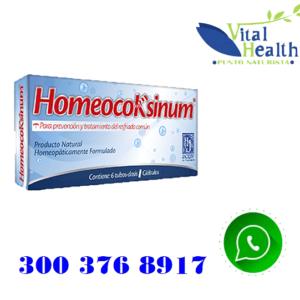 Homeocoksinum x 6 unidades jaquin de francia
