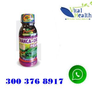 CHANCA-DRA (CHANCAPIEDRA) prame