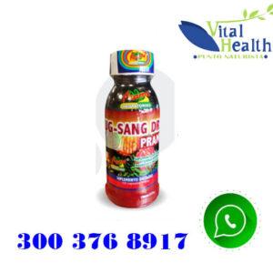 Uña de Gato +Sangre de Drago (UG-SANG) 300 mg- Frasco x 100 Cápsulas