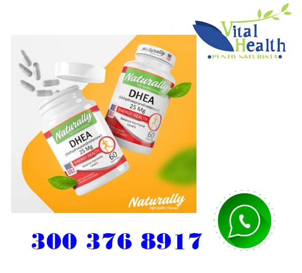 DHEA-Naturally